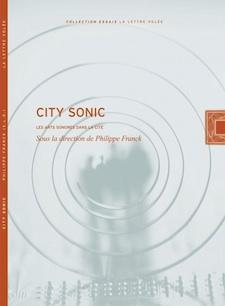 city sonic book