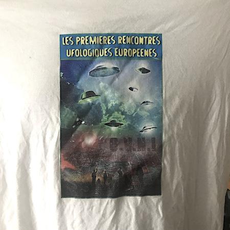 Ufo Congres Châlons memory t-shirt
